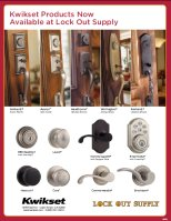 Kwikset Products now available at Lock Out Supply